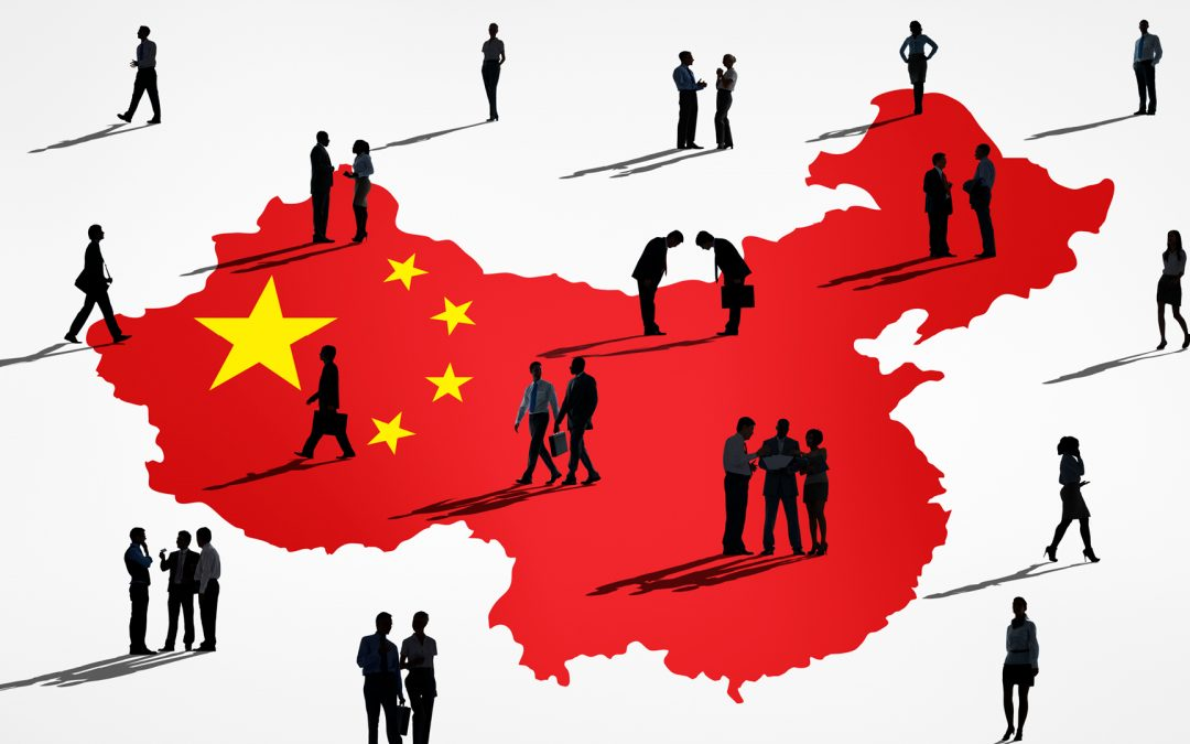 A China contra o Ocidente