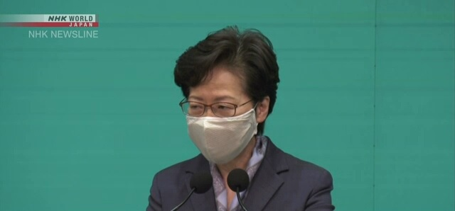 carrie lam - hong kong - china