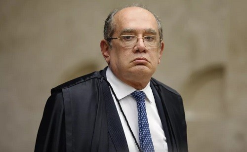 gilmar mendes - stf - augusto heleno