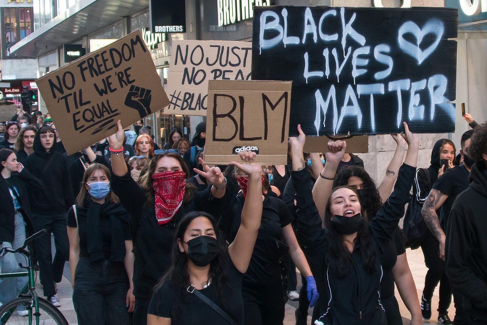 Movimento Black Lives Matter