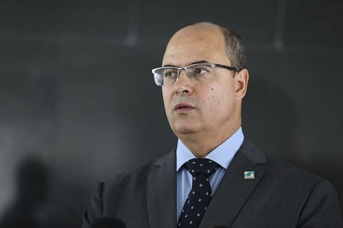 wilson witzel e gilmar mendes - stf