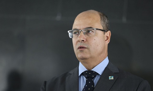 witzel - governador do rj