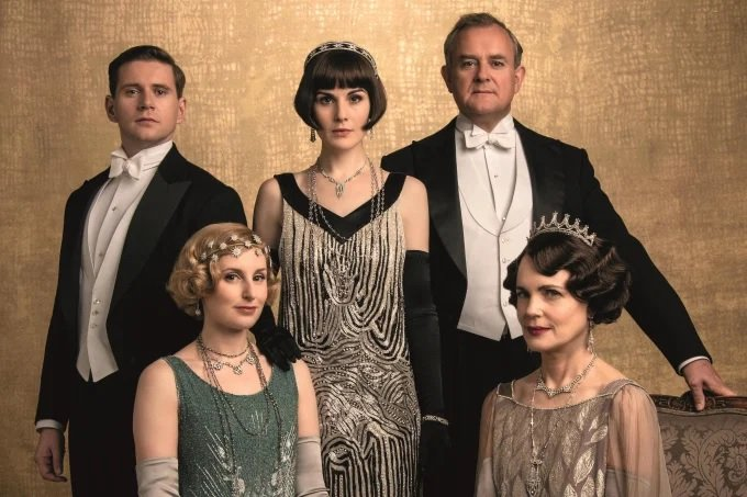 downton abbey - lindo artigo de bruno garschagen - revista oeste
