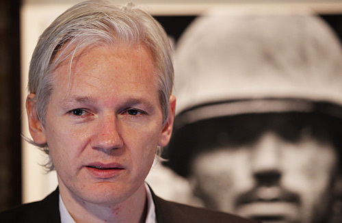 O fundador do WikiLeaks, Julian Assange, seguirá preso