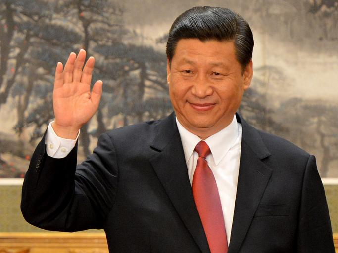 O presidente da China, Xi Jinping