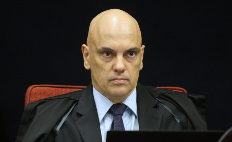 Ministro do Supremo Tribunal Federal Alexandre de Moraes